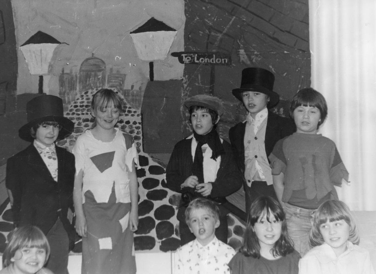 cyfarthfa junior school cyfarthfa junior school 1985