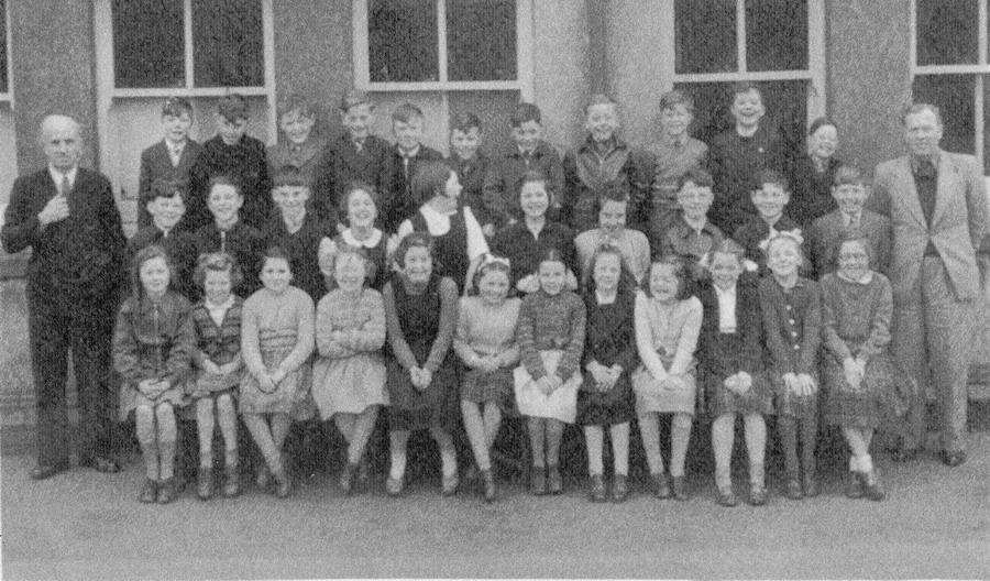 Gellifaelog School Page 1