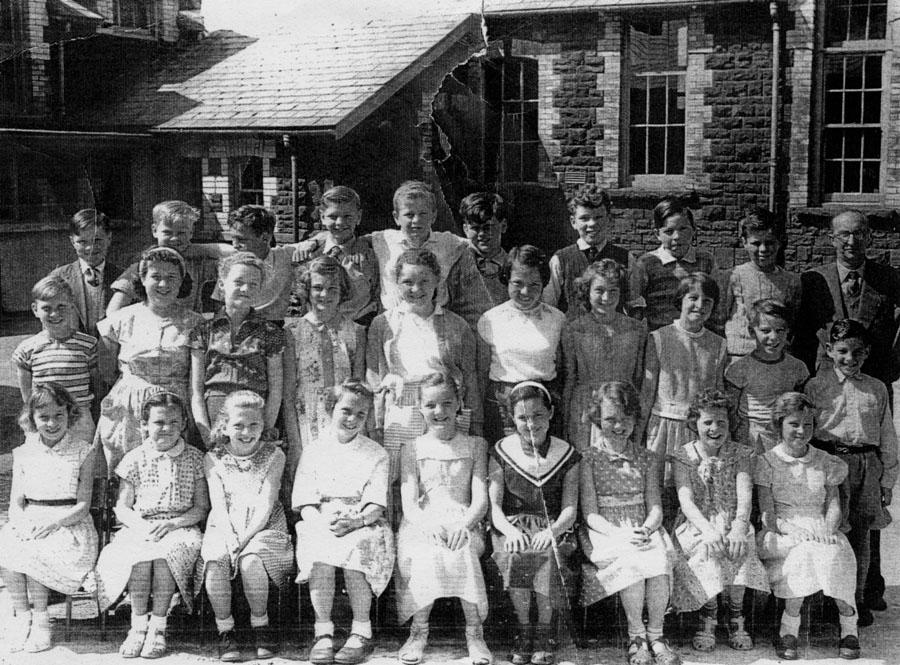 Merthyr Vale School - XI (C) - 1958