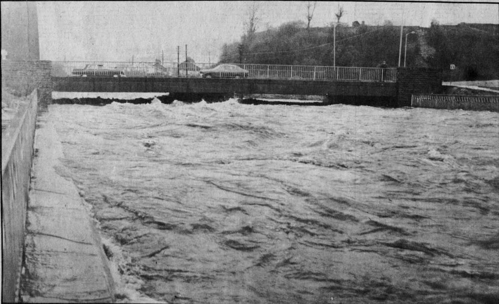 Rhydycar Flood